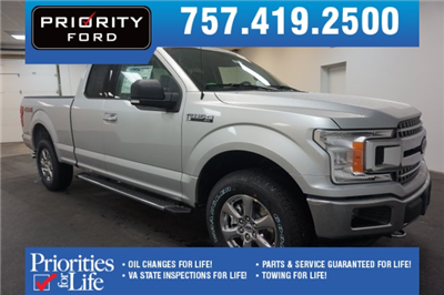 2018 F-150 Super Cab 4x4,  Pickup #F852780 - photo 1
