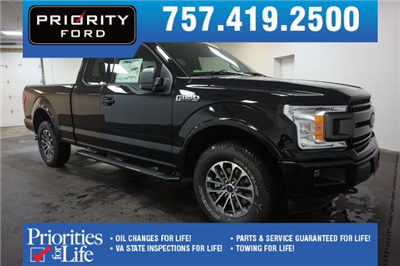 2018 F-150 Super Cab 4x4,  Pickup #F853880 - photo 1