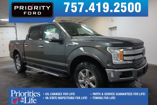 2018 F-150 SuperCrew Cab 4x4,  Pickup #F853960 - photo 1