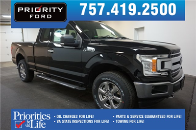 2018 F-150 Super Cab 4x4,  Pickup #F855000 - photo 1