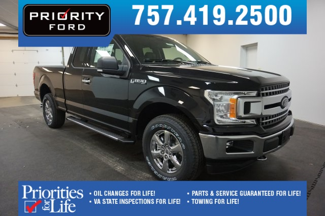 2018 F-150 Super Cab 4x4,  Pickup #F855080 - photo 1