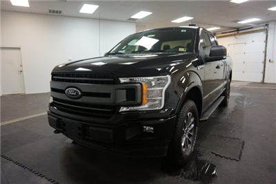 2018 F-150 Super Cab 4x4, Pickup #F855310 - photo 5