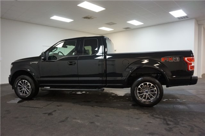 2018 F-150 Super Cab 4x4, Pickup #F855310 - photo 7