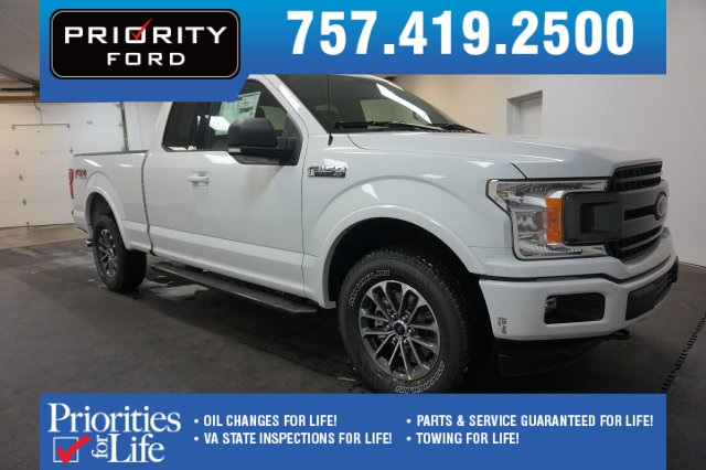 2018 F-150 Super Cab 4x4,  Pickup #F855340 - photo 1