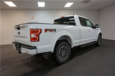 2018 F-150 Super Cab 4x4,  Pickup #F855340 - photo 2