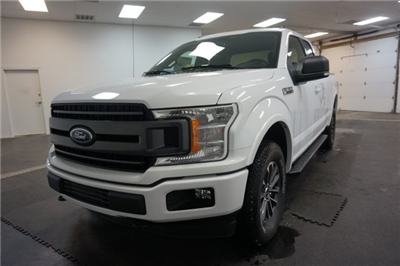 2018 F-150 Super Cab 4x4,  Pickup #F855340 - photo 5