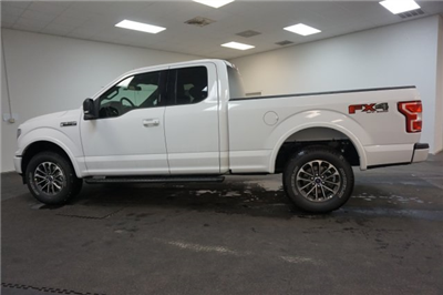 2018 F-150 Super Cab 4x4,  Pickup #F855340 - photo 7