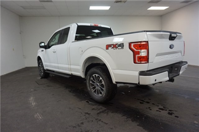 2018 F-150 Super Cab 4x4,  Pickup #F855340 - photo 8
