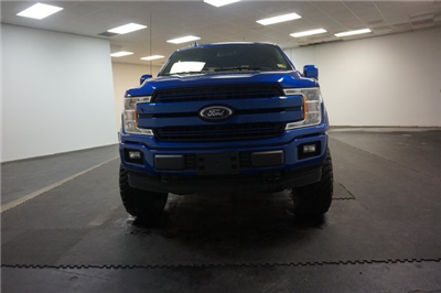 2018 F-150 SuperCrew Cab 4x4,  Pickup #F855360 - photo 4