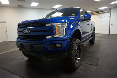 2018 F-150 SuperCrew Cab 4x4,  Pickup #F855360 - photo 5
