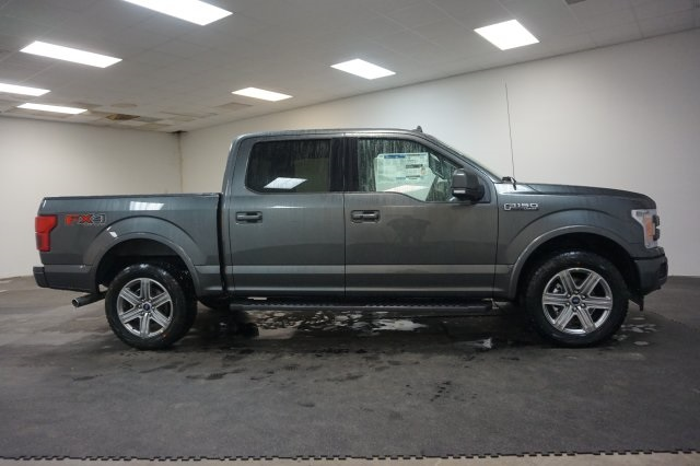 2018 F-150 SuperCrew Cab 4x4, Pickup #F855370 - photo 12