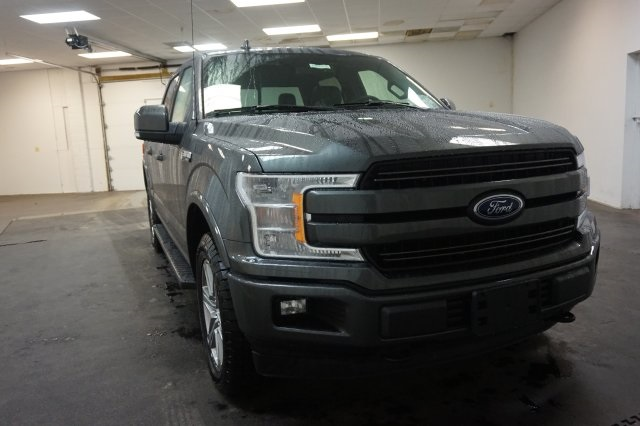 2018 F-150 SuperCrew Cab 4x4, Pickup #F855370 - photo 3