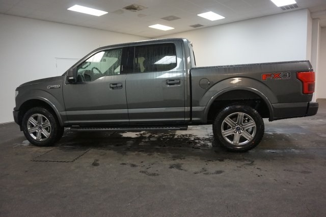 2018 F-150 SuperCrew Cab 4x4, Pickup #F855370 - photo 7