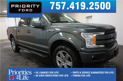 2018 F-150 SuperCrew Cab 4x4, Pickup #F855370 - photo 1