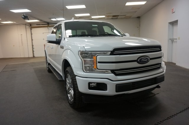 2018 F-150 SuperCrew Cab 4x4, Pickup #F855410 - photo 3