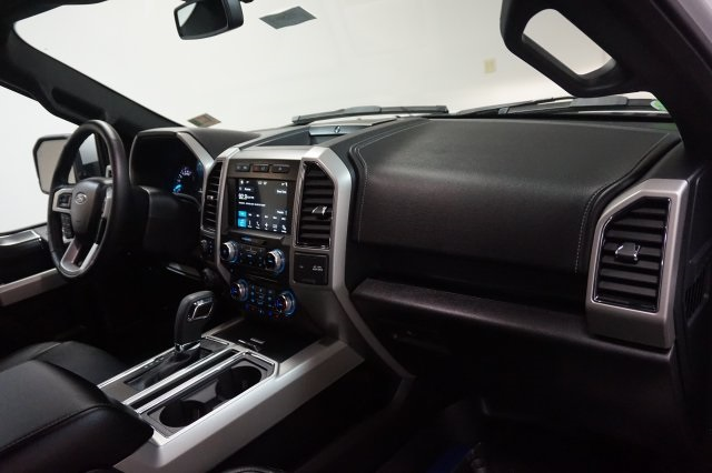 2018 F-150 SuperCrew Cab 4x4, Pickup #F855410 - photo 35