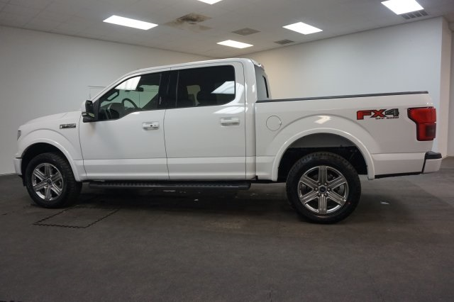 2018 F-150 SuperCrew Cab 4x4, Pickup #F855410 - photo 7