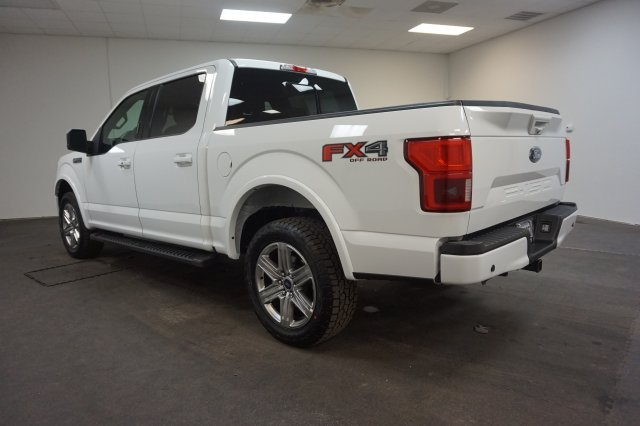 2018 F-150 SuperCrew Cab 4x4, Pickup #F855410 - photo 8