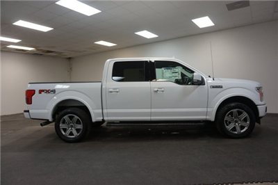2018 F-150 SuperCrew Cab 4x4, Pickup #F855410 - photo 12
