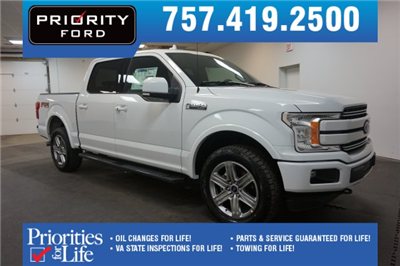 2018 F-150 SuperCrew Cab 4x4, Pickup #F855410 - photo 1