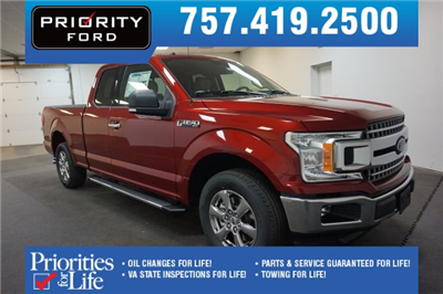 2018 F-150 Super Cab, Pickup #F855750 - photo 1