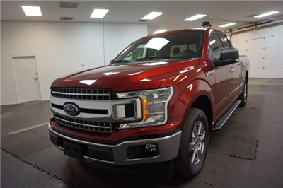 2018 F-150 Super Cab, Pickup #F855750 - photo 5