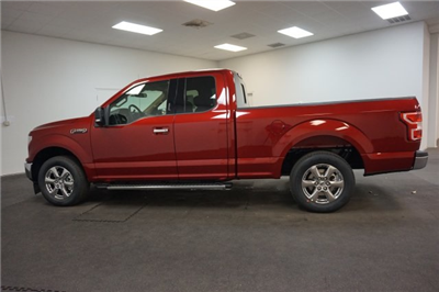 2018 F-150 Super Cab, Pickup #F855750 - photo 7
