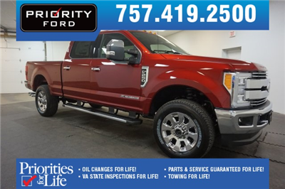 2018 F-250 Crew Cab 4x4,  Pickup #F856940 - photo 1
