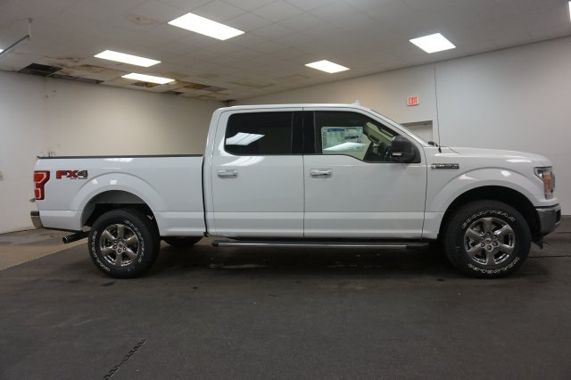 2018 F-150 SuperCrew Cab 4x4,  Pickup #F857950 - photo 12