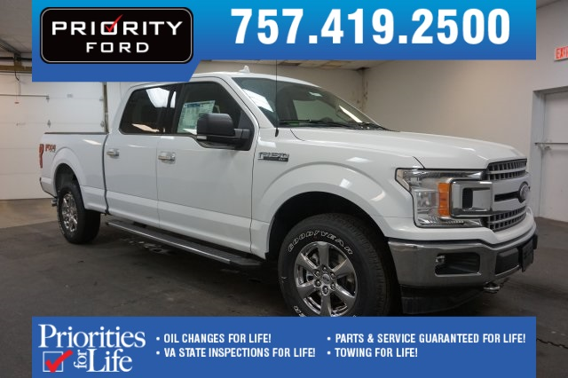 2018 F-150 SuperCrew Cab 4x4,  Pickup #F857950 - photo 1