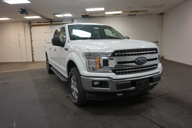 2018 F-150 SuperCrew Cab 4x4,  Pickup #F857950 - photo 3