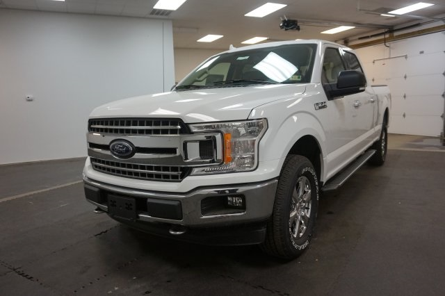 2018 F-150 SuperCrew Cab 4x4,  Pickup #F857950 - photo 5