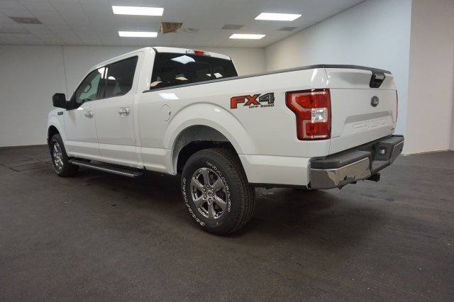 2018 F-150 SuperCrew Cab 4x4,  Pickup #F857950 - photo 8