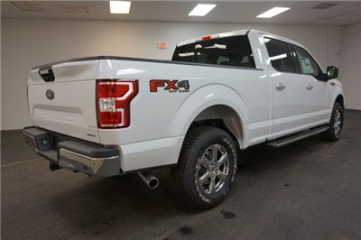 2018 F-150 SuperCrew Cab 4x4,  Pickup #F857950 - photo 2