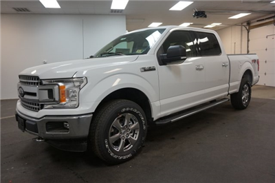 2018 F-150 SuperCrew Cab 4x4,  Pickup #F857950 - photo 6