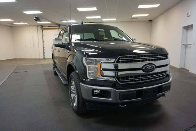 2018 F-150 SuperCrew Cab 4x4,  Pickup #F858030 - photo 3