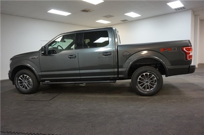 2018 F-150 SuperCrew Cab 4x4, Pickup #F858050 - photo 7