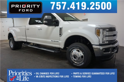 2018 F-350 Crew Cab DRW 4x4,  Pickup #F859800 - photo 1