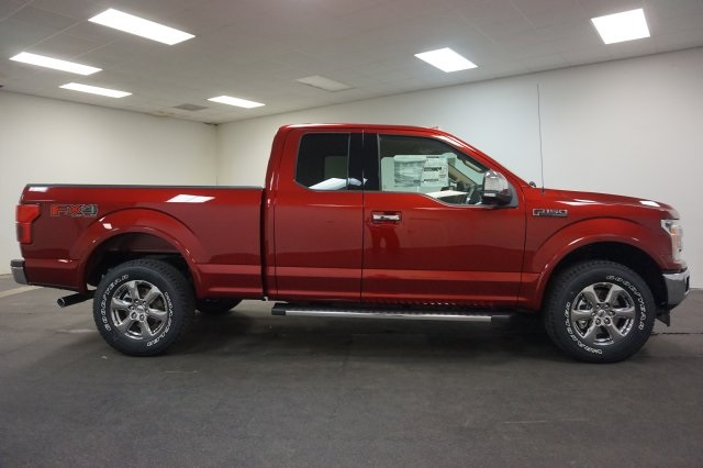 2018 F-150 Super Cab 4x4,  Pickup #F860450 - photo 12