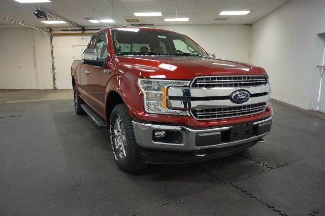 2018 F-150 Super Cab 4x4,  Pickup #F860450 - photo 3