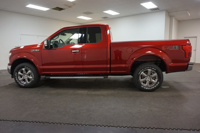 2018 F-150 Super Cab 4x4,  Pickup #F860450 - photo 7