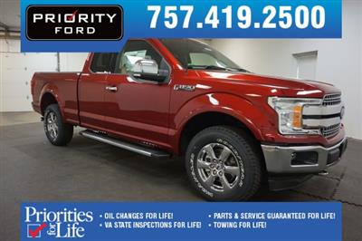 2018 F-150 Super Cab 4x4,  Pickup #F860450 - photo 1