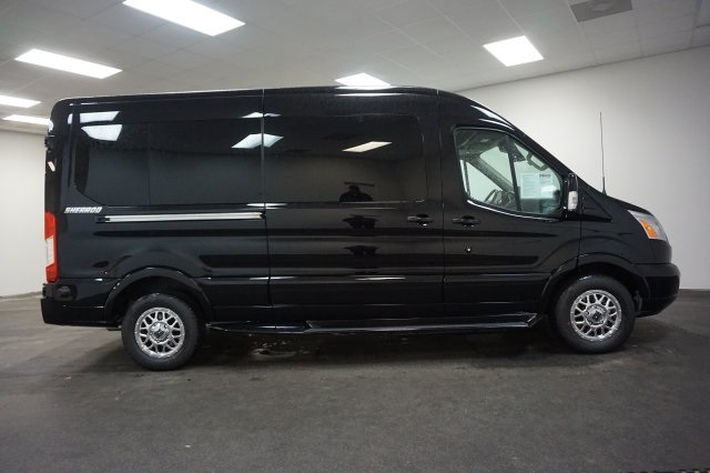 2018 Transit 250 Med Roof 4x2,  Passenger Wagon #F860490 - photo 12