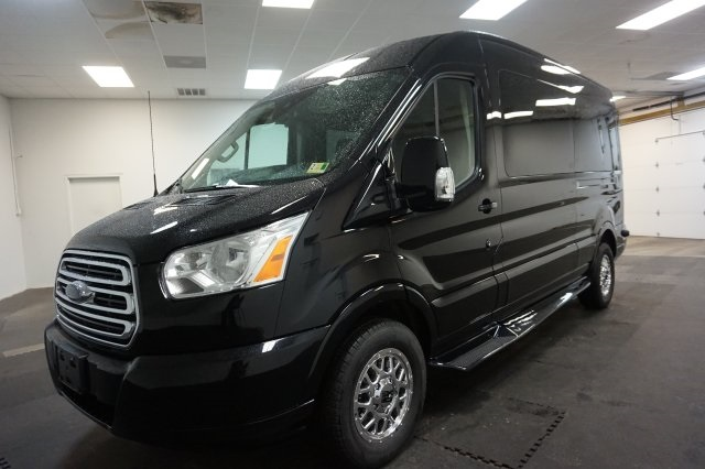 2018 Transit 250 Med Roof 4x2,  Passenger Wagon #F860490 - photo 6