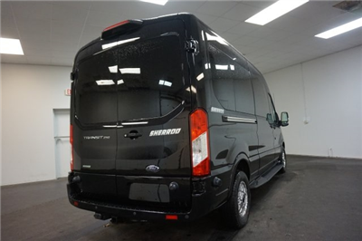 2018 Transit 250 Med Roof 4x2,  Passenger Wagon #F860490 - photo 11