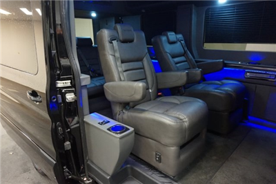 2018 Transit 250 Med Roof 4x2,  Passenger Wagon #F860490 - photo 32