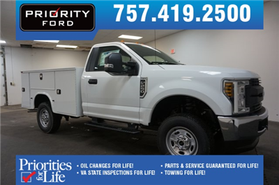 2018 F-250 Regular Cab 4x4,  Knapheide Service Body #F861590 - photo 1