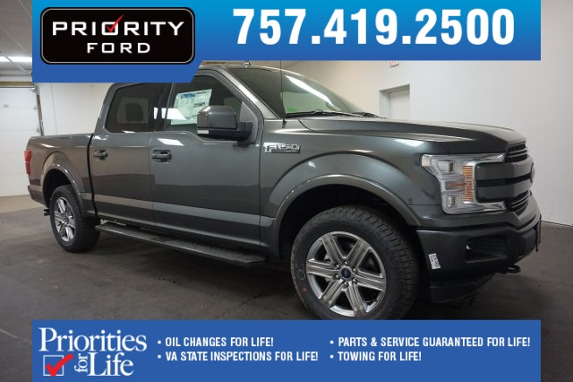 2018 F-150 SuperCrew Cab 4x4,  Pickup #F862030 - photo 1