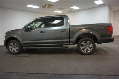 2018 F-150 SuperCrew Cab 4x4,  Pickup #F862030 - photo 7