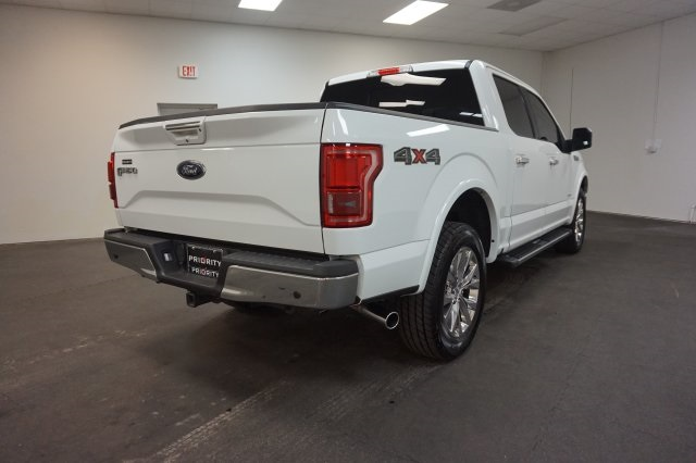 2015 F-150 SuperCrew Cab 4x4,  Pickup #F862361 - photo 11